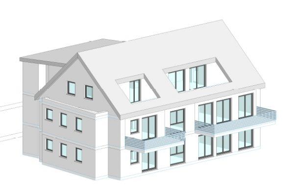 Neubau Wohnung Oberreichenbach